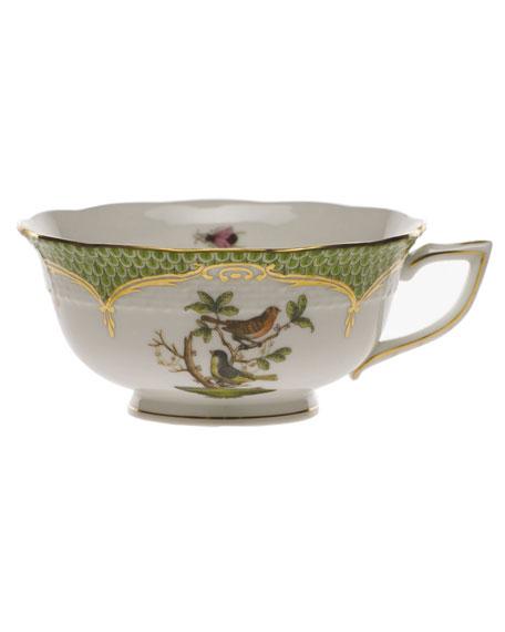 Rothschild Bird Green Motif 03 Tea Cup