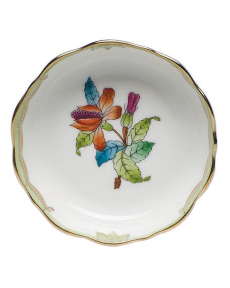 Queen Victoria Mini Scalloped Dish
