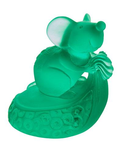 Horoscope Rat Figurine