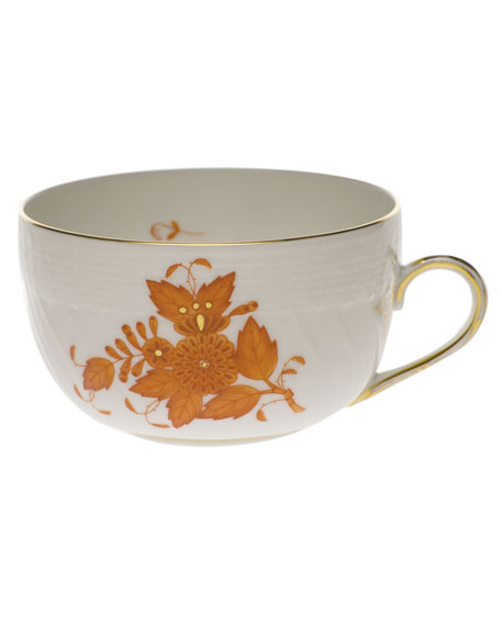 Chinese Boutique Rust Canton Cup