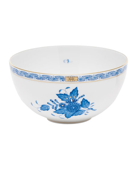 Chinese Bouquet Blue Small Bowl