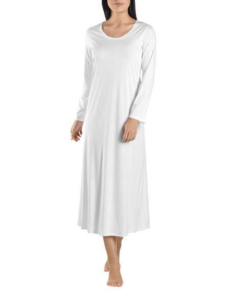 Tonight Long-Sleeve Gown