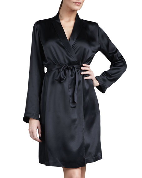Studio Silk Robe