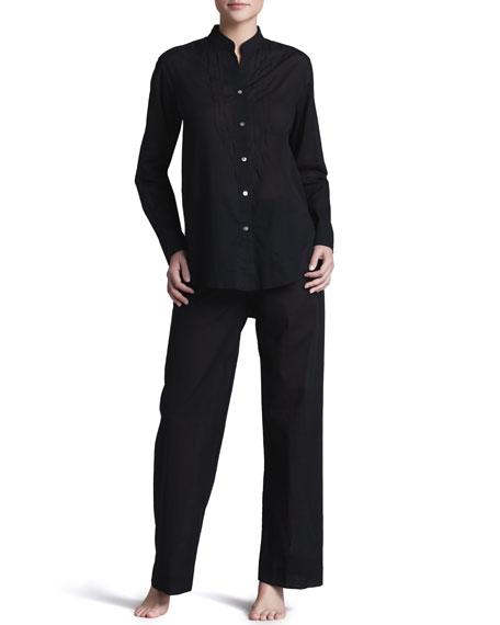 Batiste Pajamas, Black