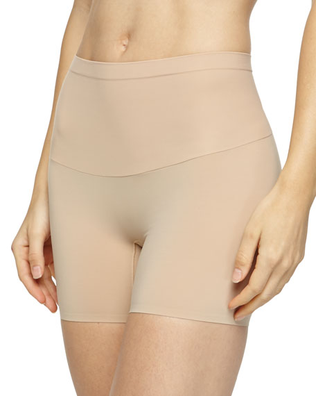 Spanx Shape My Day Girlshort Shaper, Natural