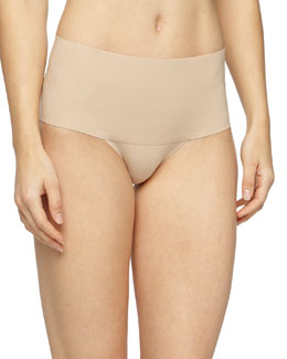 Undie-Tectable® High-Waist Boyshorts, Soft Nude