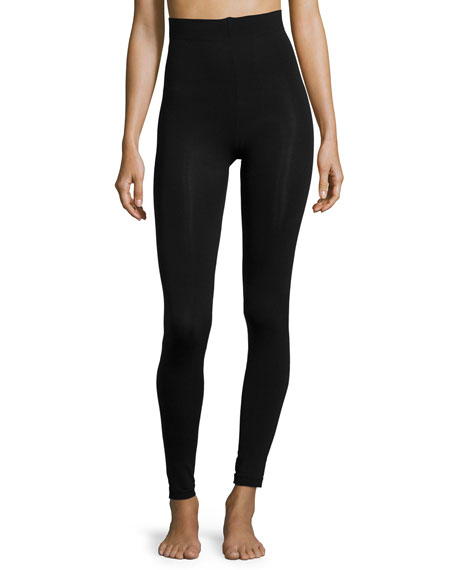Wolford Velvet Sensation Leggings, Black