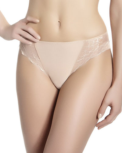 Caresse Basic Bikini Briefs