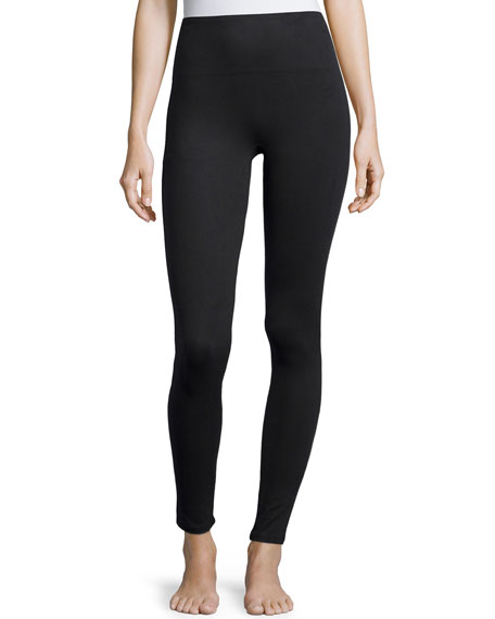 Spanx Essential Stretch Leggings, Very Black