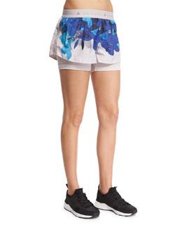 Run Blossom Shorts
