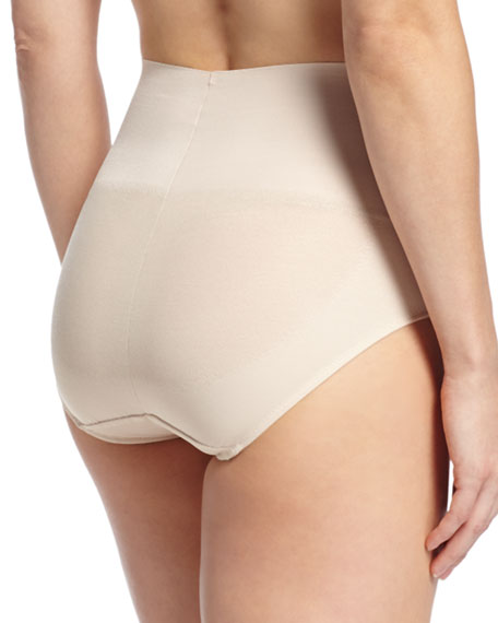 Zoned 4 High-Waist Shaping Briefs