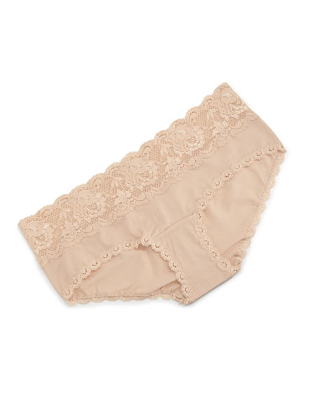 Never Say Never Maternity Lace Hotpants