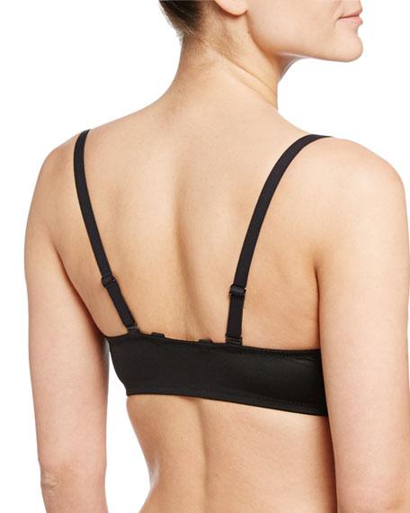 Basic Beauty Front-Close Contour Bra w/ Convertible Straps