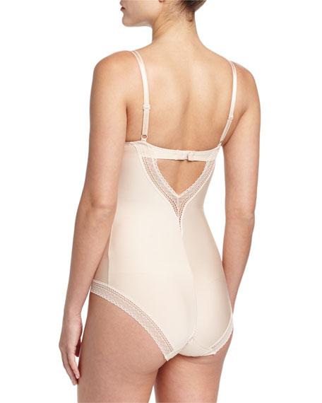 Festivite Lace Panel Body Suit