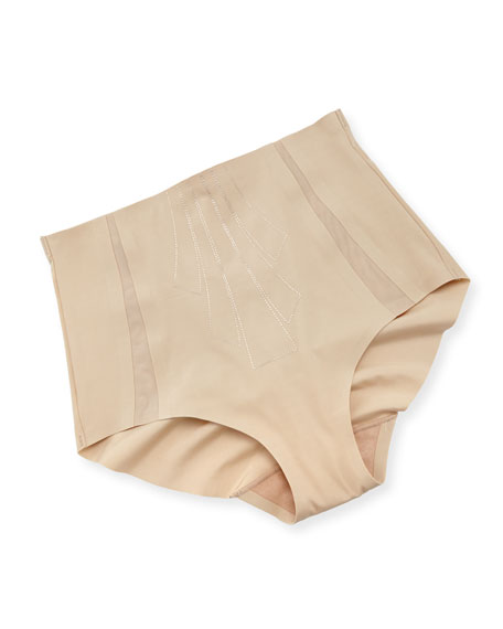 Lightweight Shaping High-Waist Full Briefs