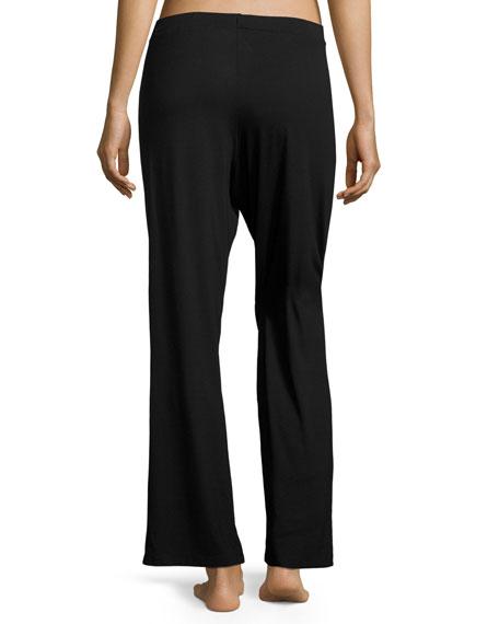 Ritz Jersey Lounge Pants, Black