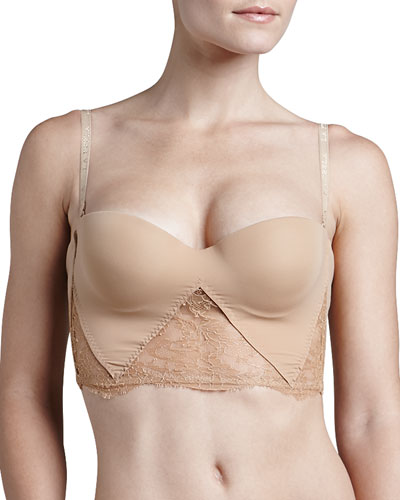 Inverted Triangle Allure Convertible Bra