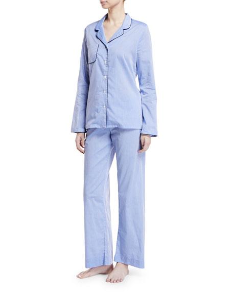 Amalfi Piped Pajama Set