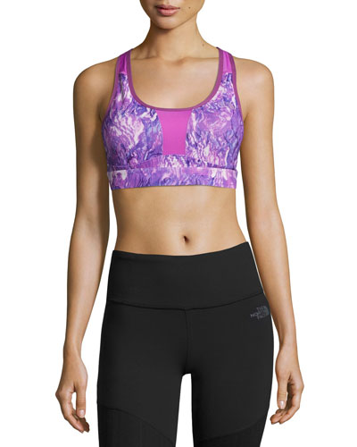 Stow-N-Go Sports Bra, Purple, C-D Cup