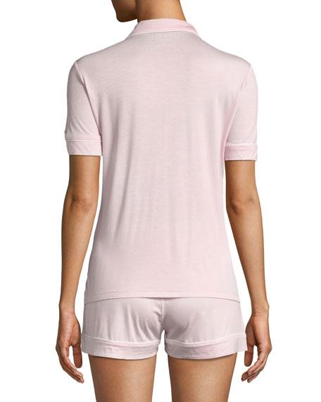 Carla Knit Shortie Pajama Set