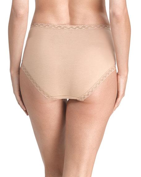 Three-Pack Bliss Full-Coverage Underwear Briefs