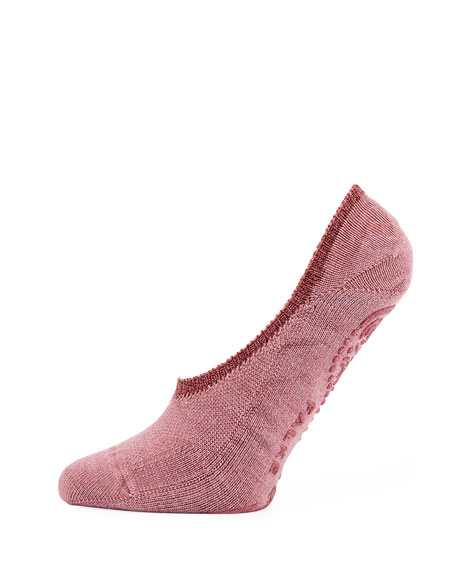 Cozy Ballerina Slipper Socks