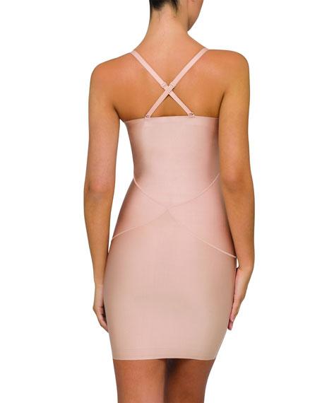 Body Architect Slip Dress Shapewear with Built-In Bra