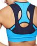 Blackout Zip Sports Bra