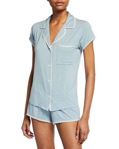 Freda Shorty Pajama Set