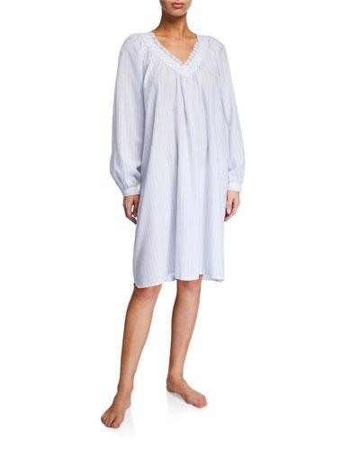 Lynn V-Neck Nightgown