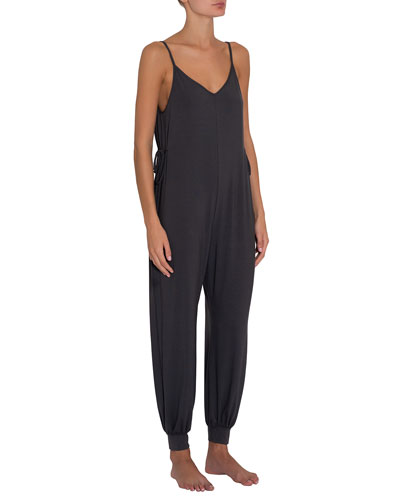 Sleeveless Lounge Jumpsuit