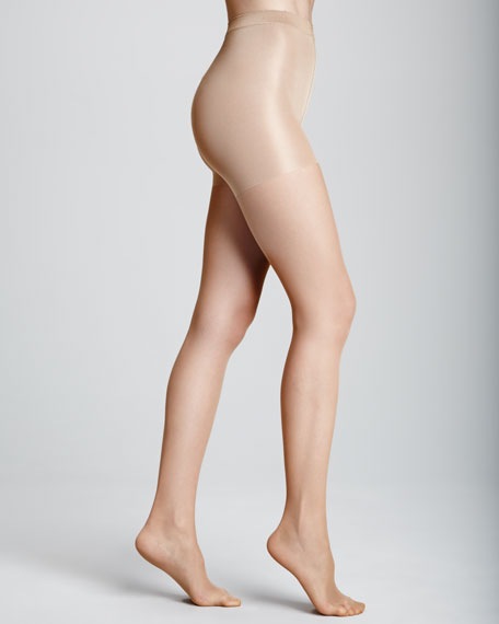Wolford Individual 10 Soft Control Top Tights
