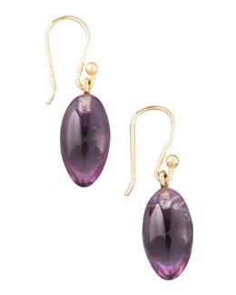 Amethyst Berry Earrings