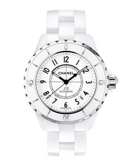 J12 38mm White Ceramic Watch