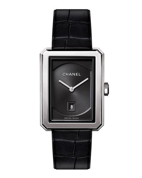 BOY·FRIEND Stainless Steel Watch, Medium Size