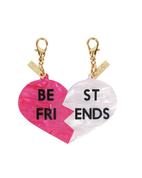 Best Friends Bag Charms