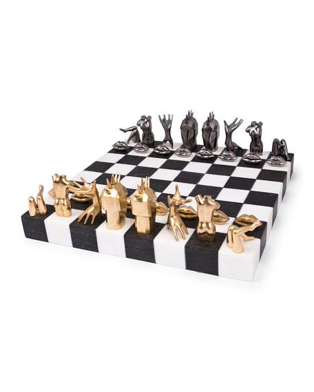 e65bca95acef Kelly Wearstler Chess Set