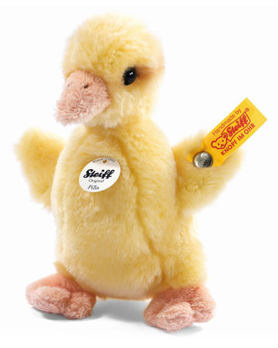 Pilla Duckling Stuffed Animal