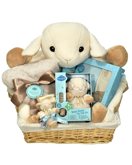 Mommy & Baby Sleep Sheep Gift Set