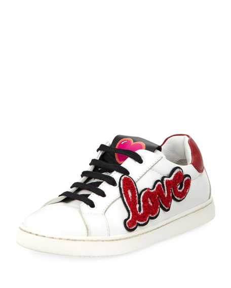 Heart Love Sneakers, Youth
