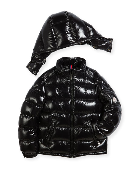 New Maya Puffer Coat, Size 4-6