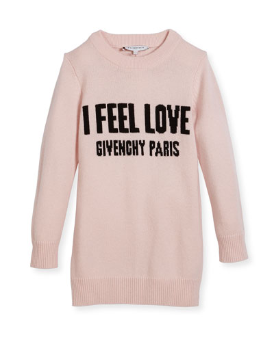 I Feel Love Knit Dress, Size 6-10