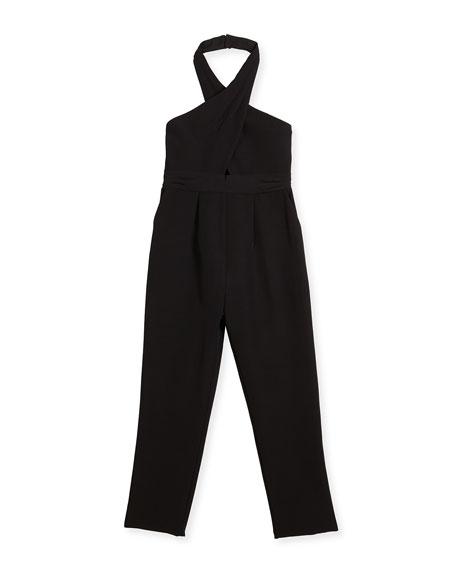 Lulu Cady Stretch Jumpsuit, Size 8-16