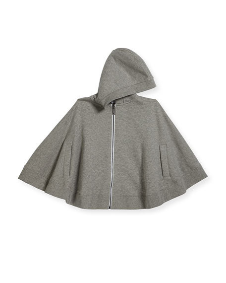Melissa Cotton Hooded Cape, Size S-L