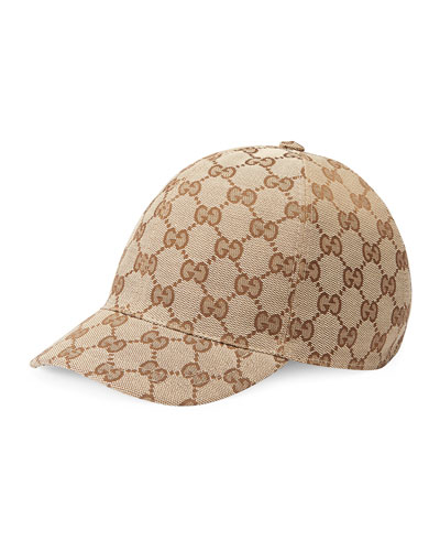 GG Supreme Canvas Baseball Hat