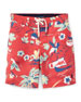 Sanibel Tropical Board Shorts, Size 2-4T