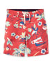 Sanibel Tropical Board Shorts, Size 5-7
