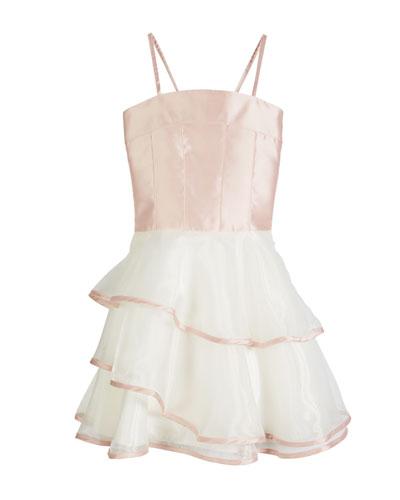 Girls 7 14 Size Dress A Line Amp Swing Dresses At