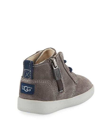 Kristjan Suede Boots, Infant