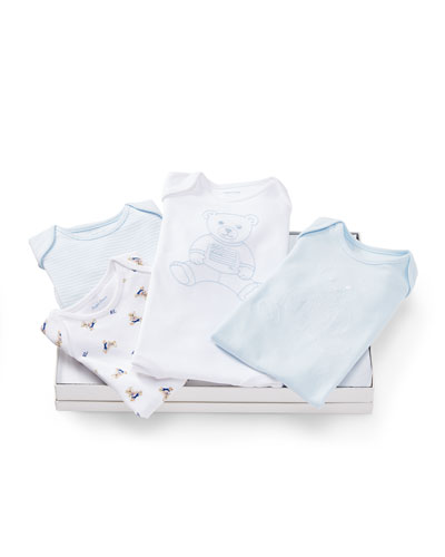 Assorted Bodysuit Set, Size 3-12 Months